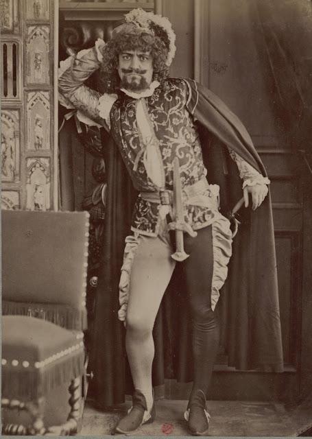 Opéra Bouffe Tenor Potel