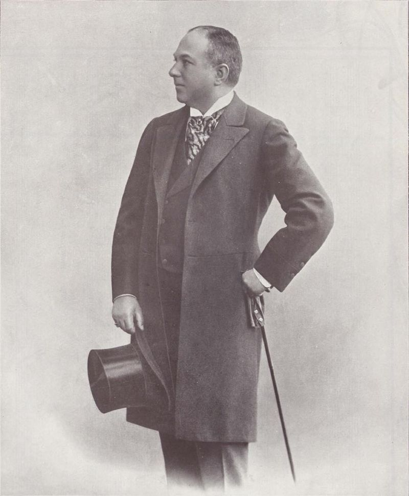 "Josepf Josephi in 1901 as seen in the magazine ""Berliner Leben."" (Photo: E. Höffert)"
