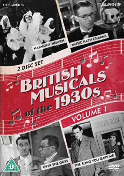 "Volume 1 of ""British Musicals of the 1930s."""
