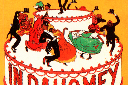 """In Dahomey"": One Of The First American Black Musical Hits"