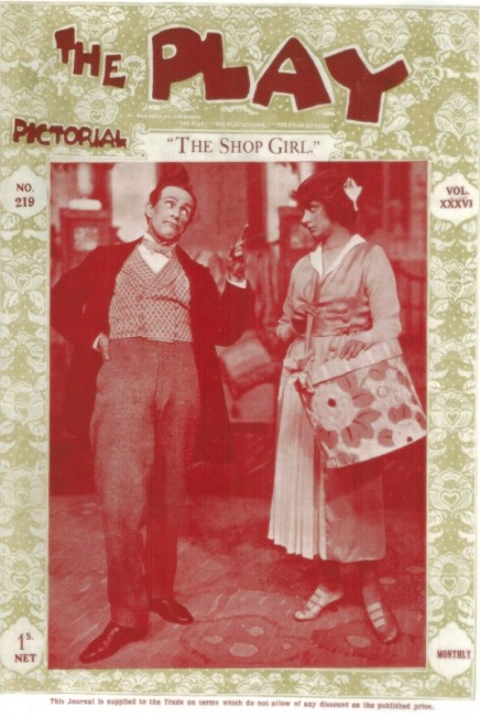 "Revisiting Ivan Caryll's ""The Shop Girl"" As A Palaeophonics Cast Album"