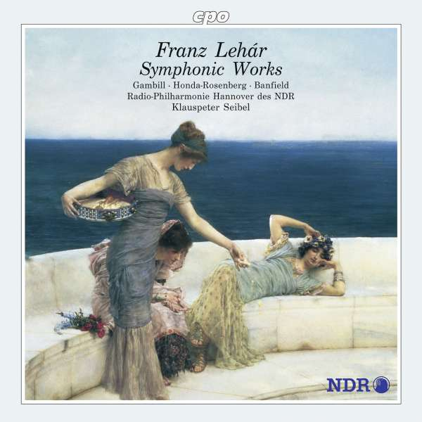 "The Symphomic Poem ""Il Guado"" by Lehár is included on this cpo album."