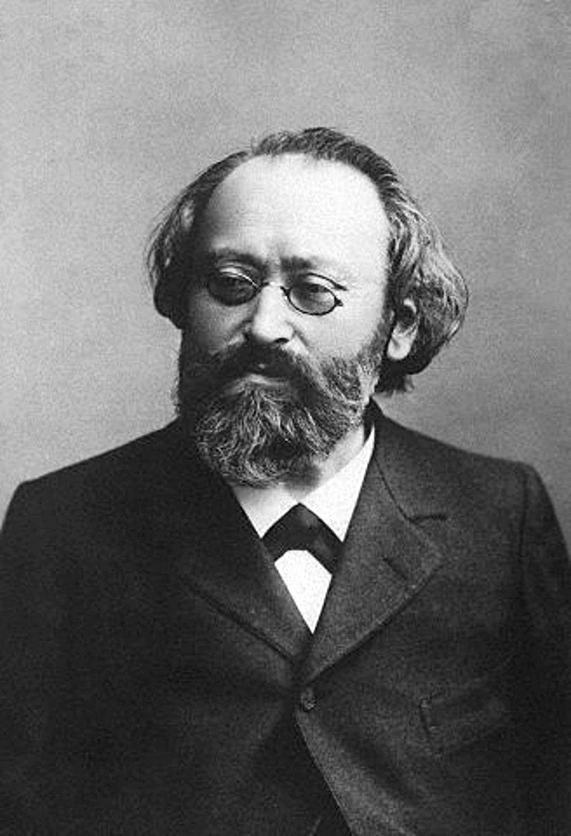 Max Bruch as seen in a 1913 publication.