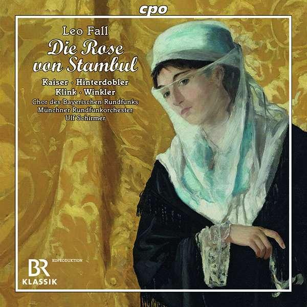 """The recording of """"Die Rose von Stambul"""" from Munich. (Photo: cpo)"""