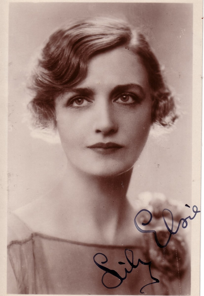 "Lily Elsie in one of many ""star portraits"" from the 1920s. (Photo: David Slattery-Christy Archive)"