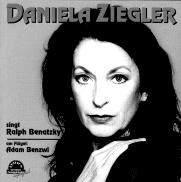 "The cover of the 1998 ""Daniela Ziegler singt Ralph Benatzky."" (Photo: Edition Berliner Musenkinder)"