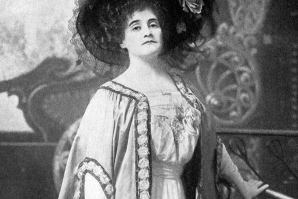 "Ethel Jackson (1877-1957): Broadway's First ""Merry Widow"""