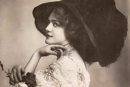 "Lily Elsie (1886-1962): Becoming ""The Most Photographed Woman In The World"""