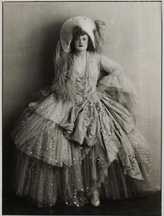 """Maria Jeritza in """"Eine Nacht von Venedig,"""" 1929. (Photo: Atelier Dietrich / Theatermuseum Wien)"""