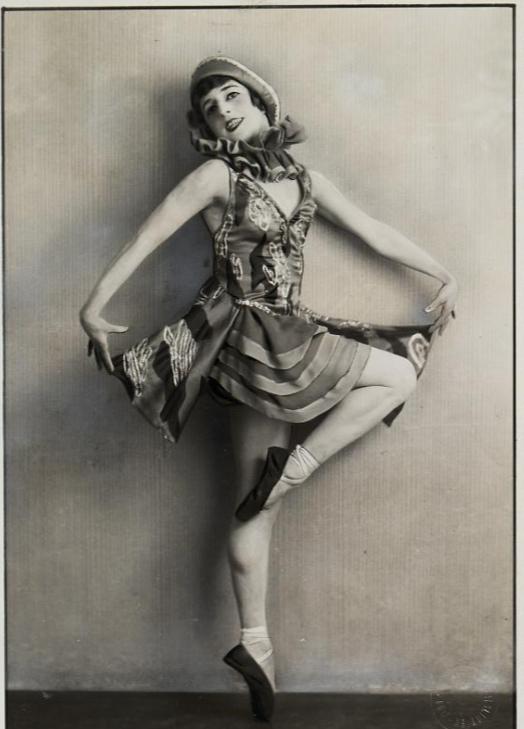 """Adele Krausenecker in """"Eine Nacht in Venedig,"""" 1929. (Photo: Atelier Dietrich / Theatermuseum Wien)"""