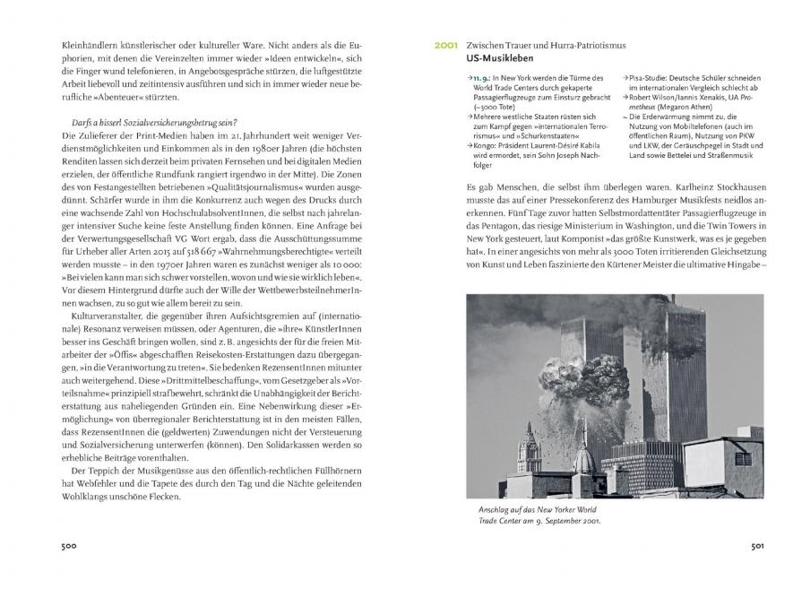 """Ein weiterer Blick ins Innere von """"Musik und Gesellschaft"""". (Foto: Königshausen & Neumann Verlag)"""