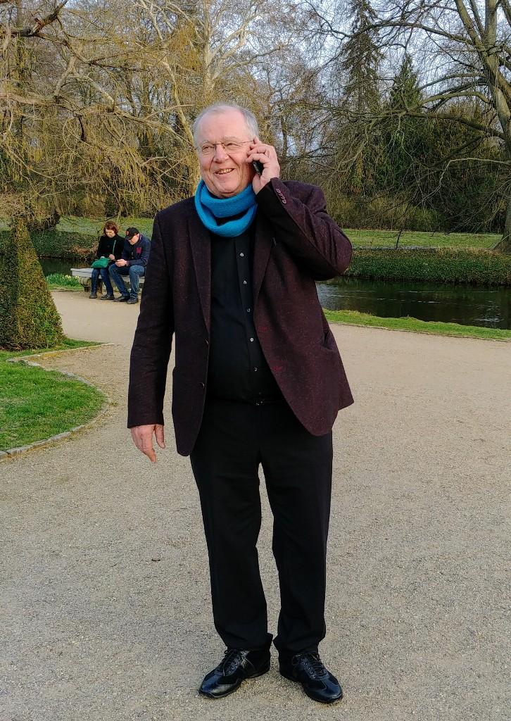 Herausgeber Frieder Reininghaus. (Foto: Privat)