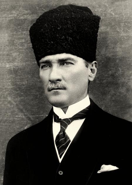 Mustafa Kemal Atatürk. (Photo: kultur.gov.tr)