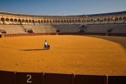 "Francis Lopez' ""Andalousie"": Tenor Bull Fighting In The South Of France"