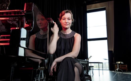 Kathrin Kondaurow, artistic director of Staatsoperette Dresden. (Photo: Esra Rotthoff)
