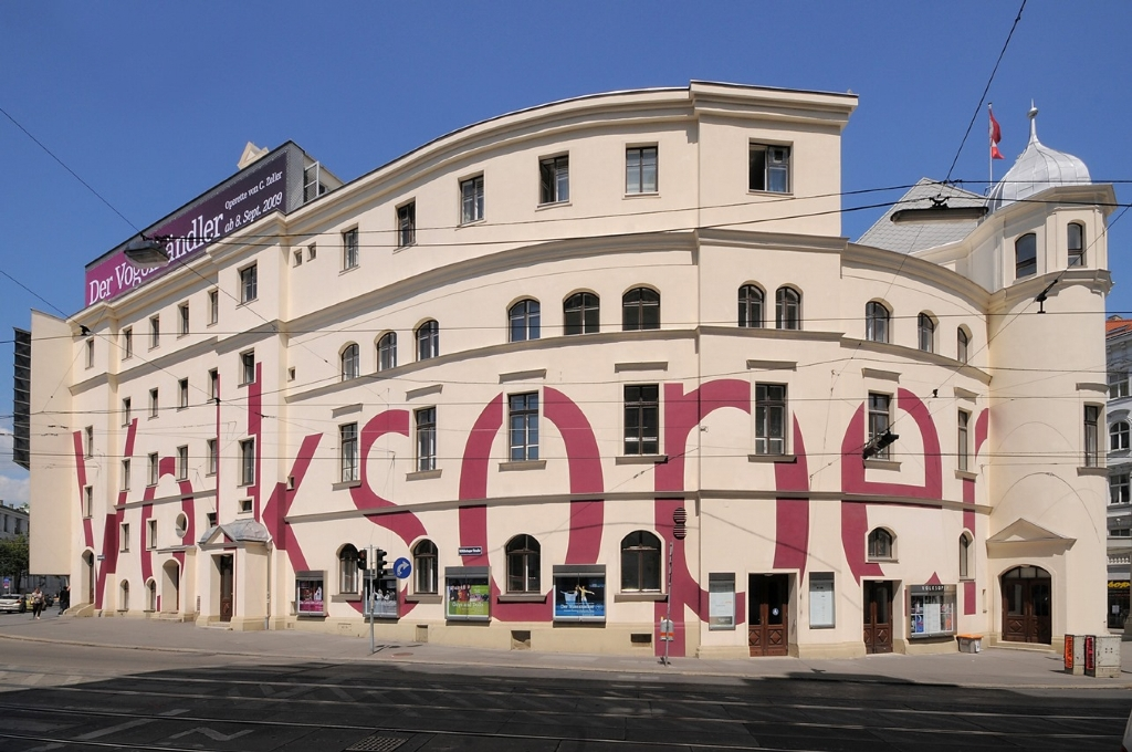 The Volksoper in Vienna. (Photo: Georg Soulek)