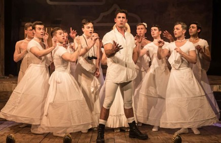 """March of the Falsettos: Streaming Sasha Regan's """"Pirates of Penzance"""" From The Palace Theatre"""