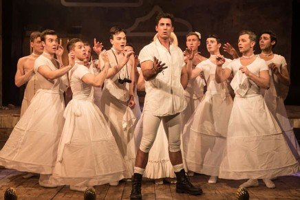 "March of the Falsettos: Streaming Sasha Regan's ""Pirates of Penzance"" From The Palace Theatre"