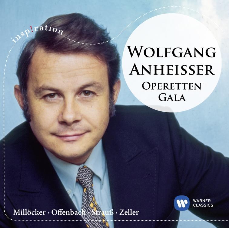 "Wolfgang Anheisser's ""Operetta Gala."" (Photo: Warner Classics)"