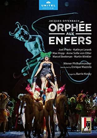 """Koskys """"Orphée aux enferns"""": Swarovski-Genitalien auf der Suche nach der Hölle"""