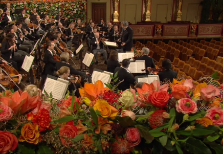 Deflowering Austria: The New Year's Concert From Vienna Lets Suppé Sparkle