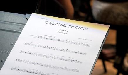 "Another ""First"" Recording Of Reynaldo Hahn's 1933 ""Ô Mon Bel Inconnu"""