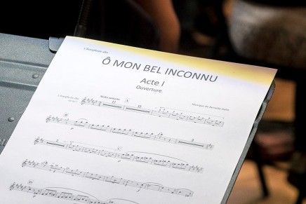 "Another ""First"" Recording Of Reynaldo Hahn's 1933 ""Ô Mon Bel Inconnu"""