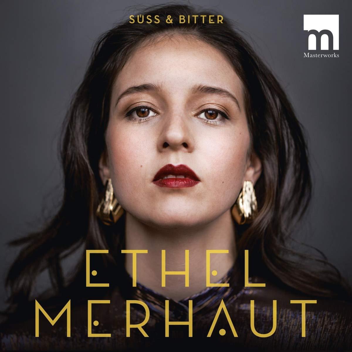 "The album ""Süß & Bitter"" by soprano Ethel Merhaut. (Photo: Sony Masterworks)"
