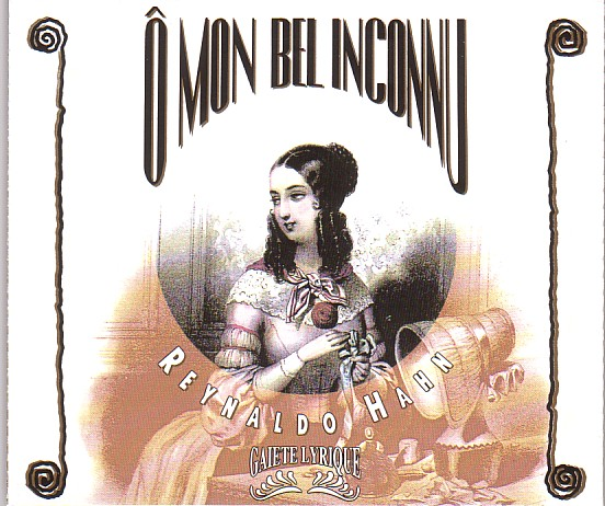 """The older recording of """"Ô mon bel inconnu"""" with Lina Dachary. (Photo: Gaîté Lyrique)"""