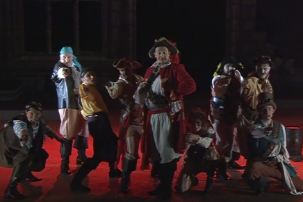 """Free Streaming: National G&S Company's """"Pirates of Penzance"""" From Buxton"""