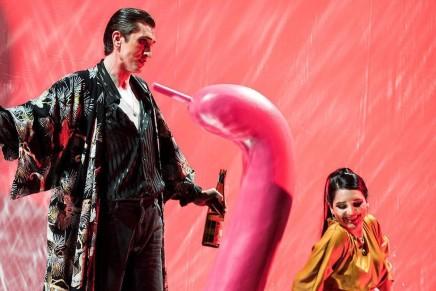 "The Birth Of Operetta From A Gigantic Vagina: Dutch National Opera Academy Presents ""Fledermaus"""