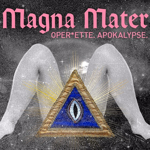 """The poster for """"Magna Mater."""" (Photo: tutti d*amore)"""