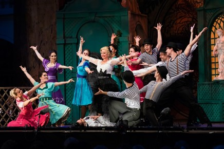 """""""Sissi, Queen of Hungary"""": Huszka's Operetta Turned Into A """"National Heritage"""" Production"""