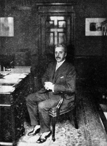 Arnold Bennett in 1928. (Photo: Wiki Commons)