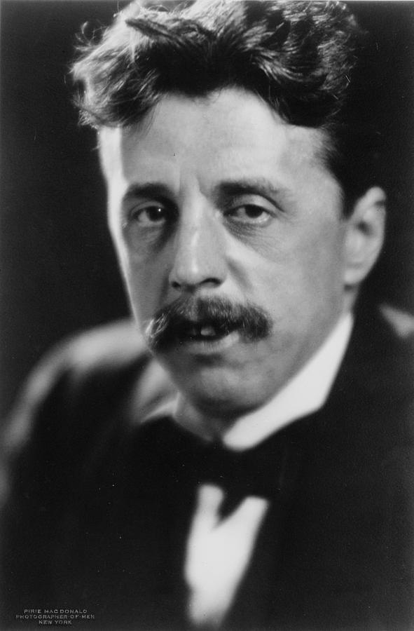 Arnold Bennett in the early 1920s. (Photo: Wiki Commons)