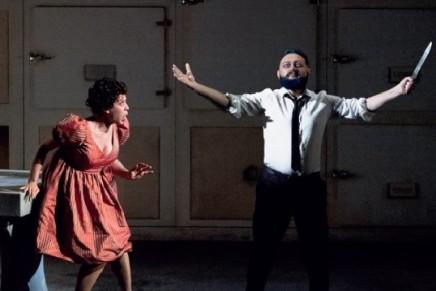 "Laurent Pelly's ""Barbe-bleue"" From Opéra de Lyon Arrives On DVD"