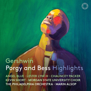 """The new """"Porgy and Bess"""" recording conducted by Marin Alsop. (Photo: Pentatone)"""