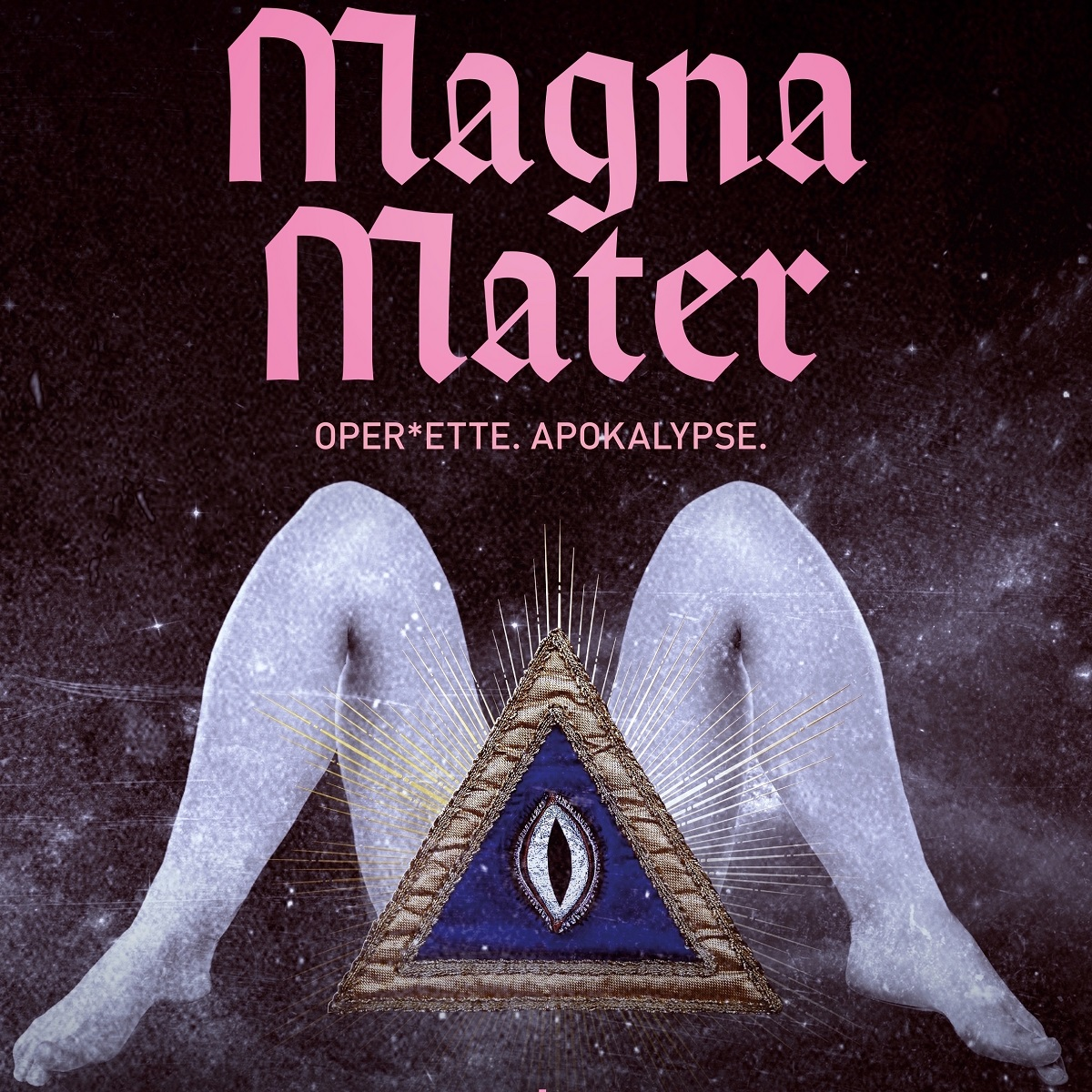 """The poster for """"Magna Mater,"""" 2021. (Photo: tutti d*amore)"""