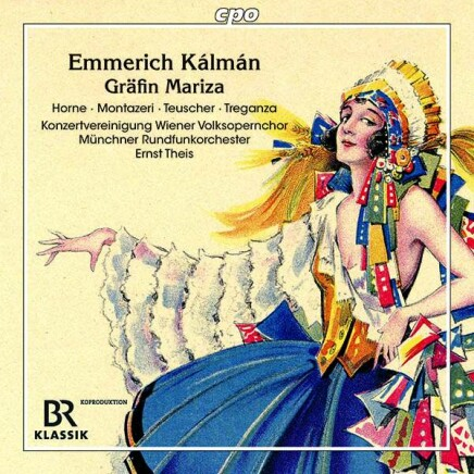 """The First Truly """"Complete"""" Recording Of Kálmán's """"Gräfin Mariza"""" On CPO"""